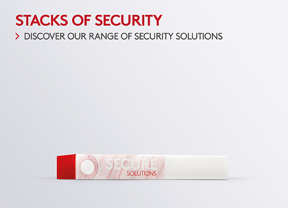 Stacks of security slide 1