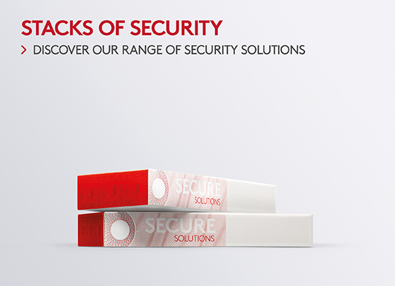 Stacks of security slide 2