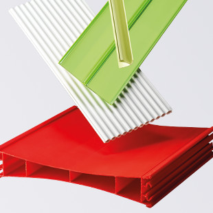 Extrusion plastics example