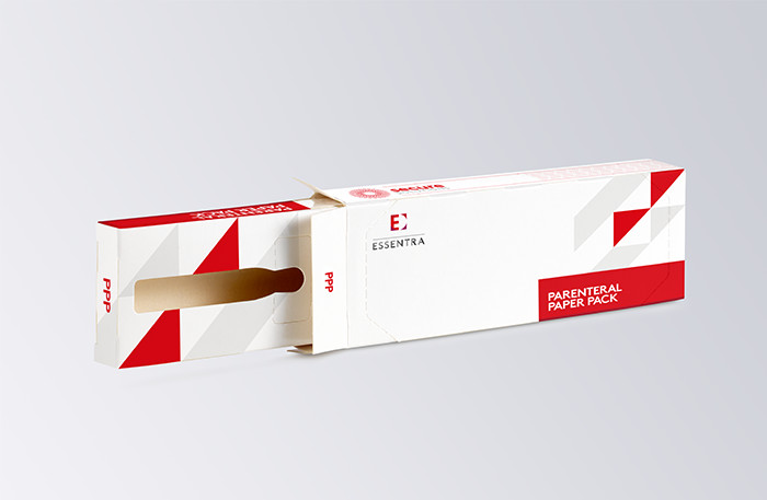Parental Paper Pack Carton Example