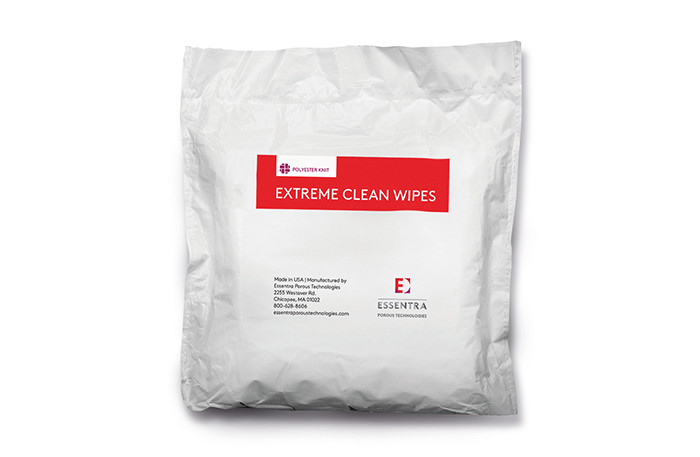 Extreme Clean Wipes Example