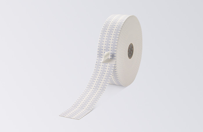 Double sided tape example