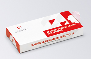 Image of tamper evidence pharma pack
