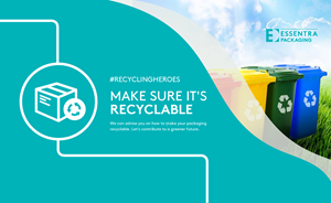 Make it Recyclable. #RecyclingHeroes