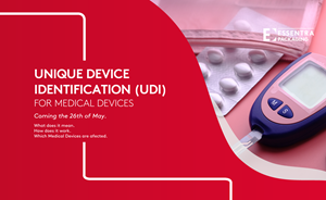 The UDI system for medical devices is about to come into effect in the EU.