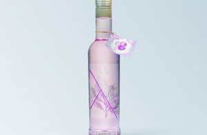 Image of Caprini liqueur bottle